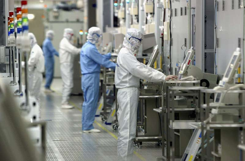 semiconductor-manufacturing-plant