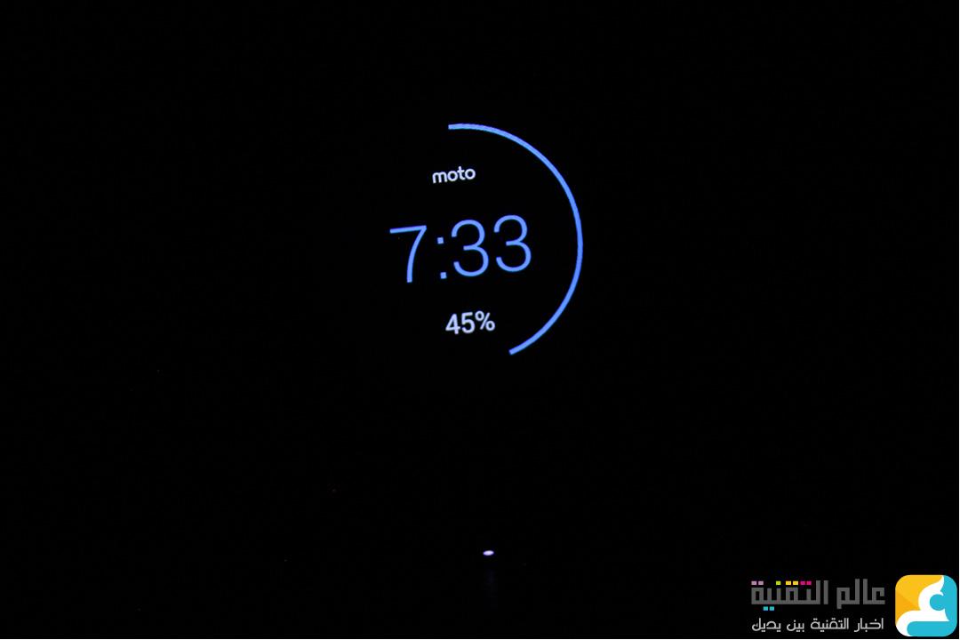 مراجعة الساعة الذكية موتورولا موتو ٣٦٠