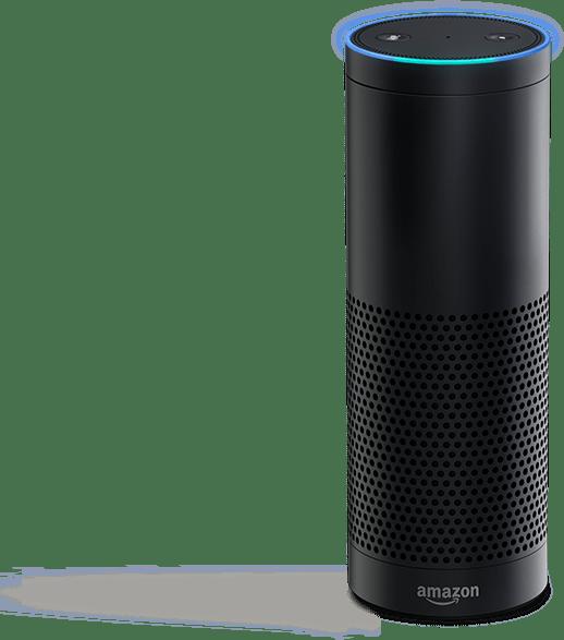 Amazon Echo جهاز مساعد صوتي منافس لسيري و google Now