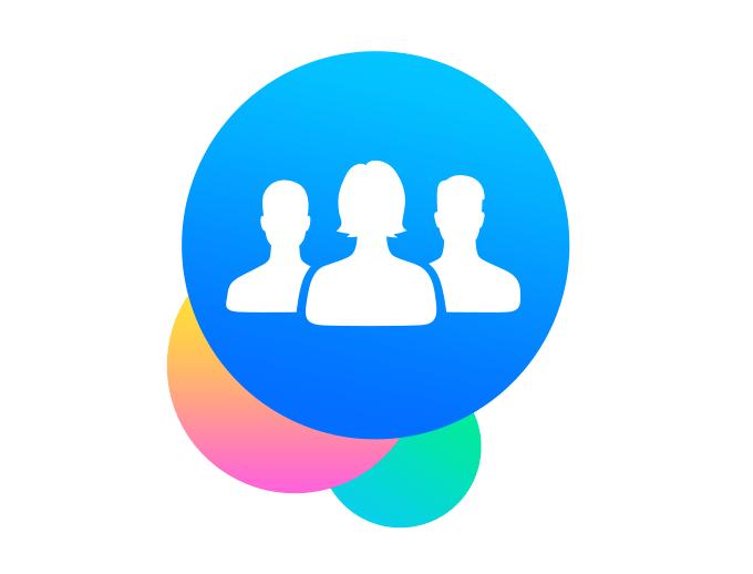 فيس بوك تطلق تطبيق منفصل للمجموعات