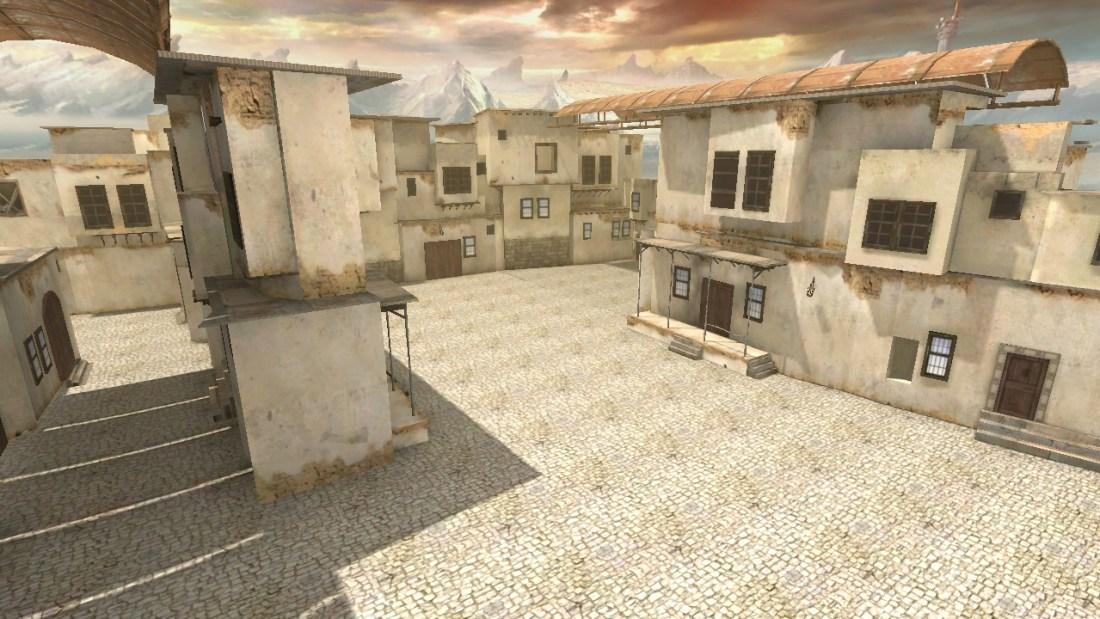 إصدار جديد من لعبة أدرينالين مع خريطة دمشق القديمة