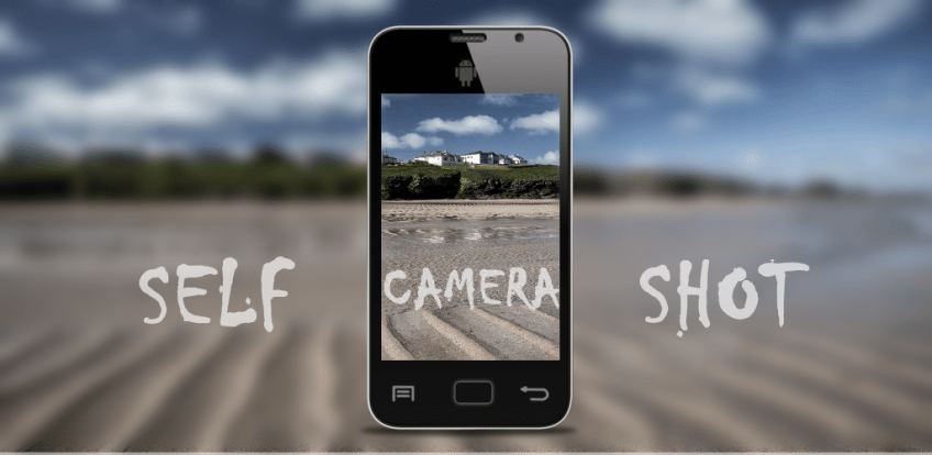 Self Camera Shot