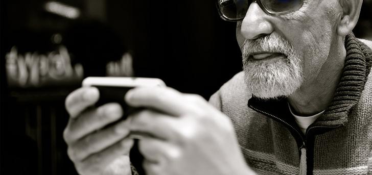 الهواتف الذكية هاتف ذكي الوالدين