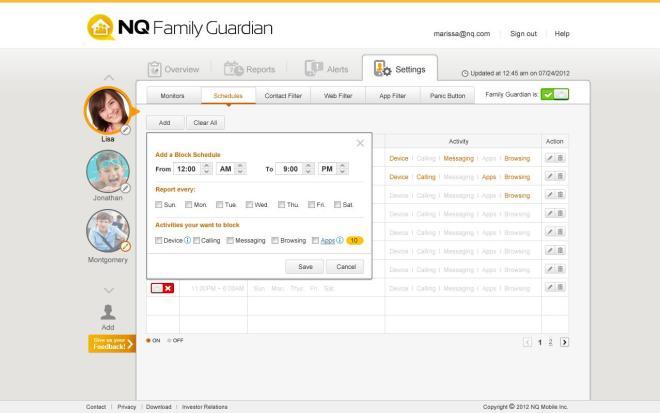 NQ Family Guardian