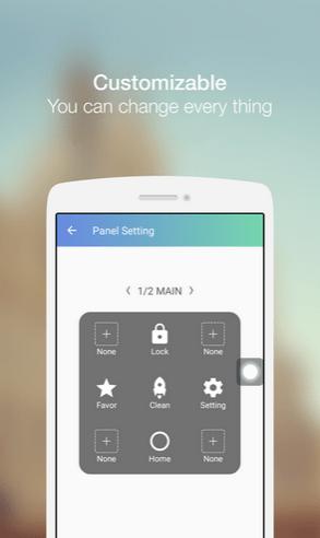 Assistive Touch لإضافة أزرار التحكم على شاشة هاتفك الأندرويد