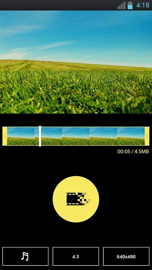 Video Dieter 2 لضغط والتعديل على مقاطع الفيديو في أندرويد