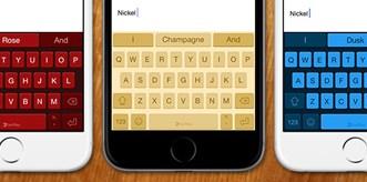 تحديث لوحة المفاتيح SwiftKey بتوفيرها لـ 12 ثيم جديد على iOS