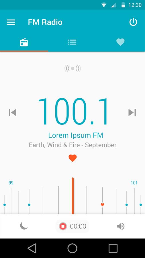 تحديث راديو موتورولا FM يُجلب لغة ماتيريال ديزاين ومزايا عديدة