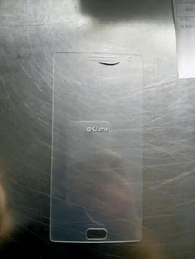 Front-panel-for-the-OnePlus-2-leaks
