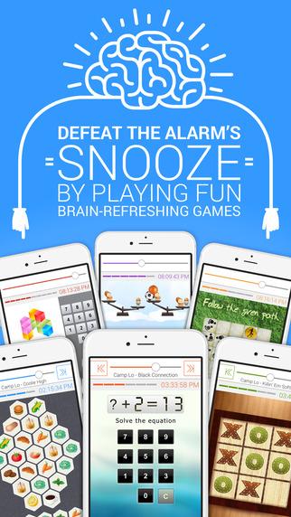 Smile Alarm المُنبّه الذكي الذي سيجعلك تستيقظ رغمًا عن أنفك