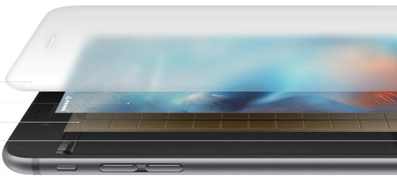 5 تطبيقات تستفيد من تقنية 3D Touch الجديدة على هواتف أبل الأخيرة