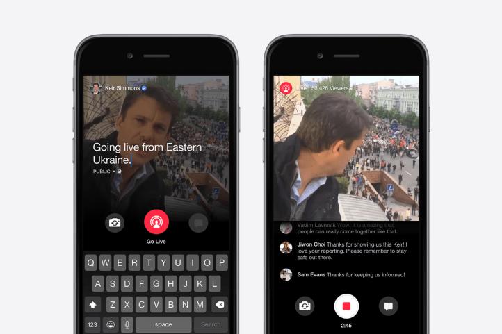 تطبيق Mentions يدعم الآن ميزة البث المباشر للصحفيين