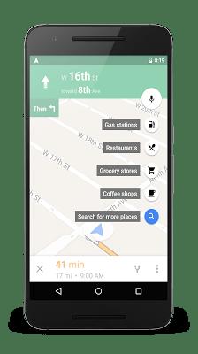 تحديث خرائط قوقل على أندرويد يجلب خيارات مهمة على خاصية التنقل