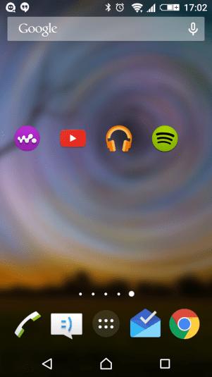 تطبيق Headset Menu لفتح التطبيقات بمجرد وصل السماعة