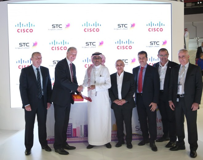 STC&CISCO