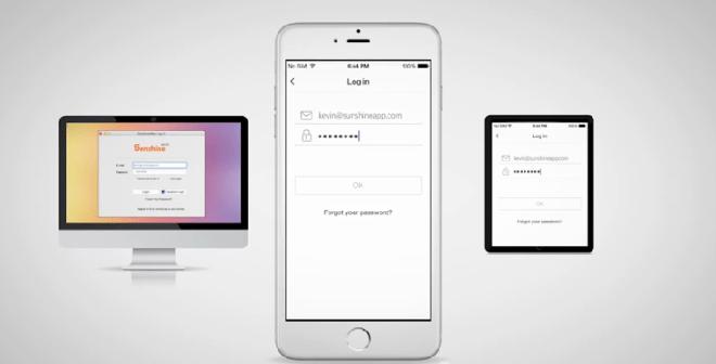 تطبيق Sunshine لنقل ومشاركة الملفات دون سحابة أو حدود للحجم