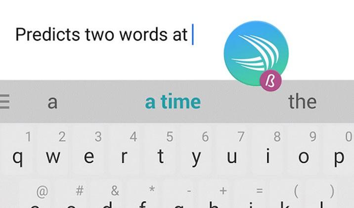 تحديث رئيسي قادم للوحة المفاتيح SwiftKey على أندرويد