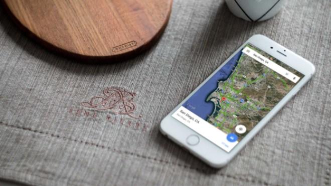 تحديث خرائط قوقل على iOS يُسمِعُك الآن حركة السير في الوقت الحقيقي