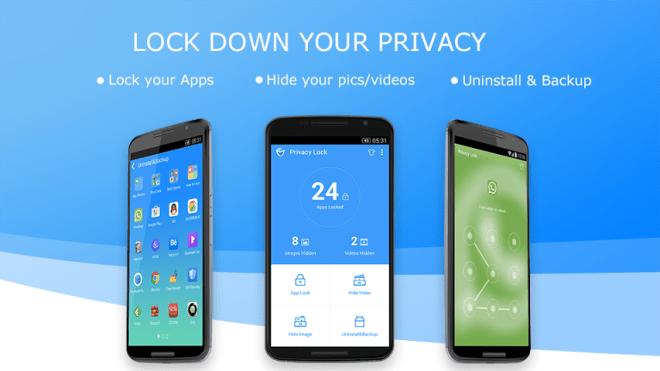 إبق صورك وتطبيقاتك وبياناتك وغيرها آمنة مع تطبيق LEO Privacy Guard