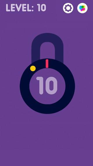 لعبة Pop the Lock على أندرويد و iOS تحتاج للدقة مع كل ضغطة