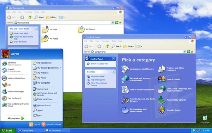 ويندوز XP