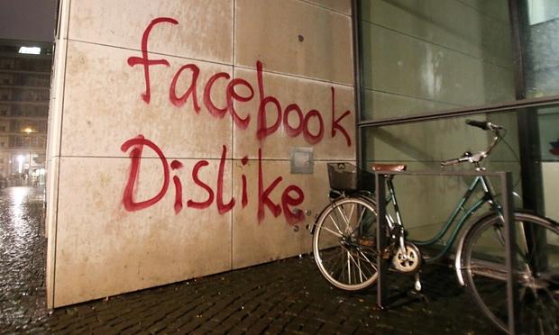 ألمانيا تكره فيسبوك