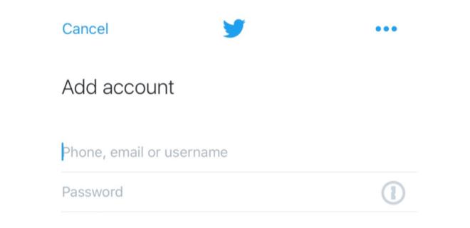 تويتر على iOS يدعم التكامل مع 1Password
