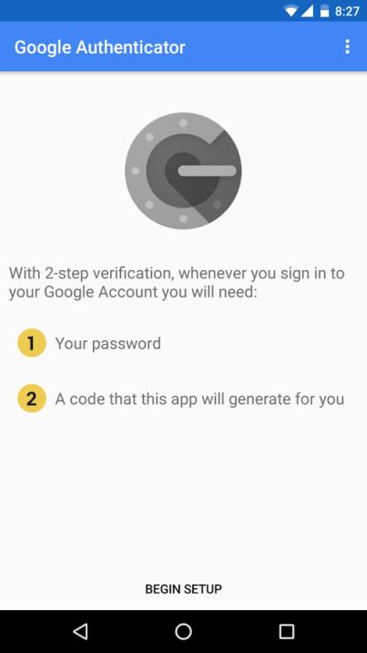 تطبيق حماية الحسابات Google Authenticator يدعم الآن اندرويد وير وأكثر