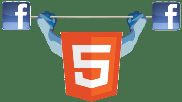 html5-facebook-app-development