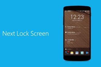 مايكروسوفت تُحدث تطبيقها Next Lock Screen مع تحسينات في عمر البطارية
