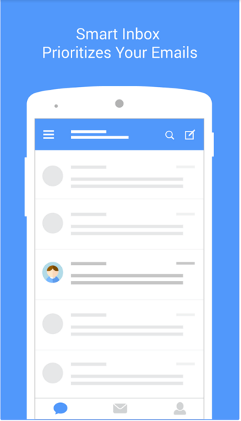 MailTime متاح الآن في أندرويد يجعل رسائلك الإلكترونية شبيهة برسائل التراسل