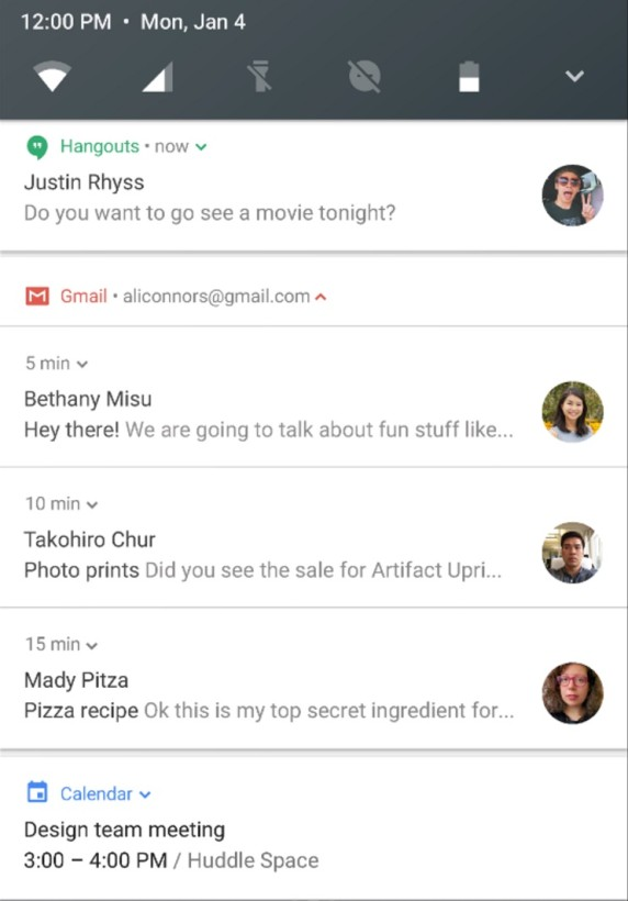 Notifications-Android-N