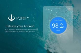 """تطبيق Purify لحفظ موارد بطارية الأندويد بفضل أدواته القويّة """"فعّال"""""""