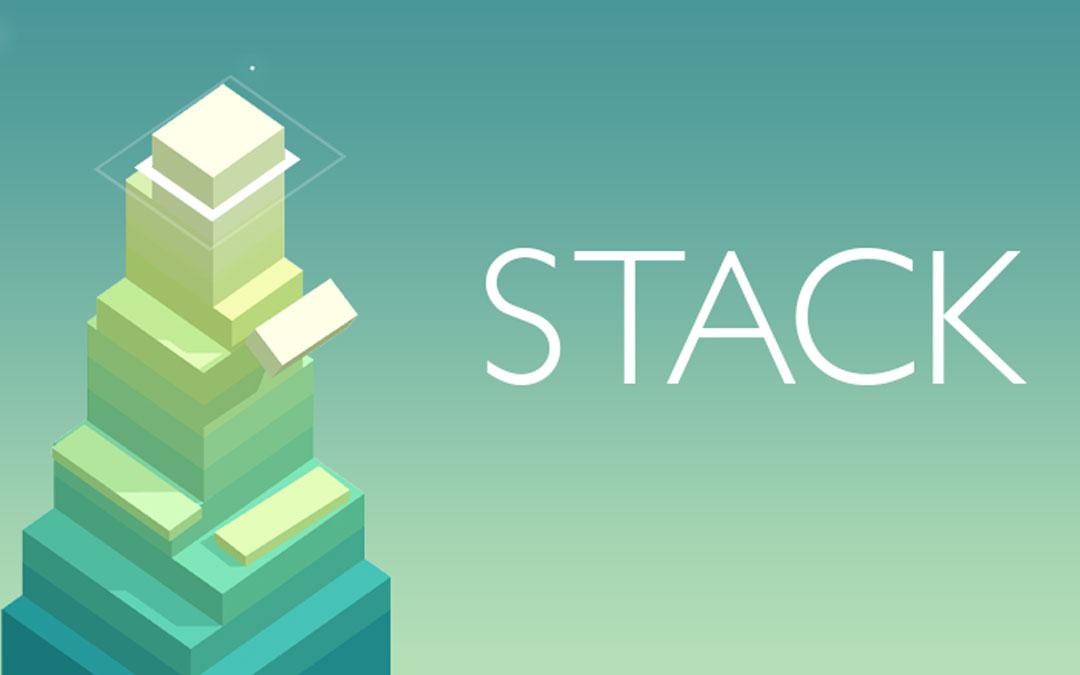 لعبة Stack على أندرويد شيقة وتسبب الإدمان