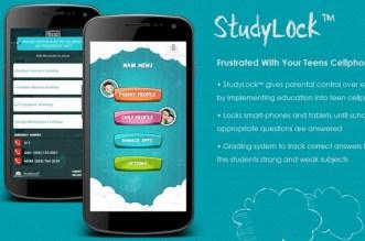 StudyLock لتحسين دراسة أطفالك ومراقبة إستخدامهم للهواتف الذكيّة