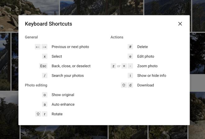 خدمة صور قوقل على سطح المكتب تجلب تحسينات واختصارات لوحة مفاتيح