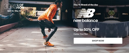30 days of Fashion on Souq.com
