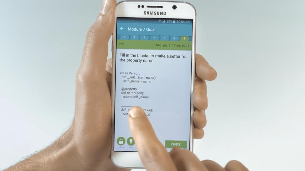 تعّلم لغة الجافا مع تطبيق Learn Java في أندرويد و iOS