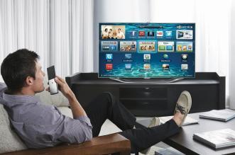 التلفاز الذكي