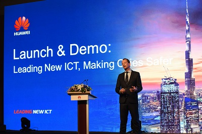 Edwin Diender, Vice President of Government & Public Utilities Sector, Huawei Global - 2