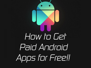 Get-Paid-Android-Apps-Free