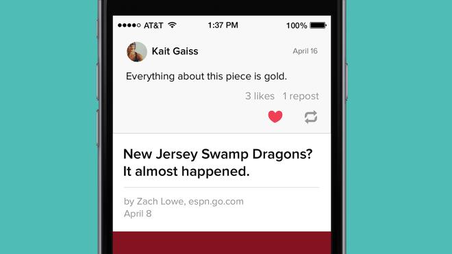 تطبيق Pocket يجلب زر الإعجاب وإعادة النشر للمقالات