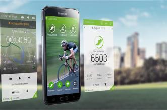 سامسونج تدفع بتحديث جديد لتطبيق اللياقة S Health بجلبها ميزة التنافس بين الأصدقاء