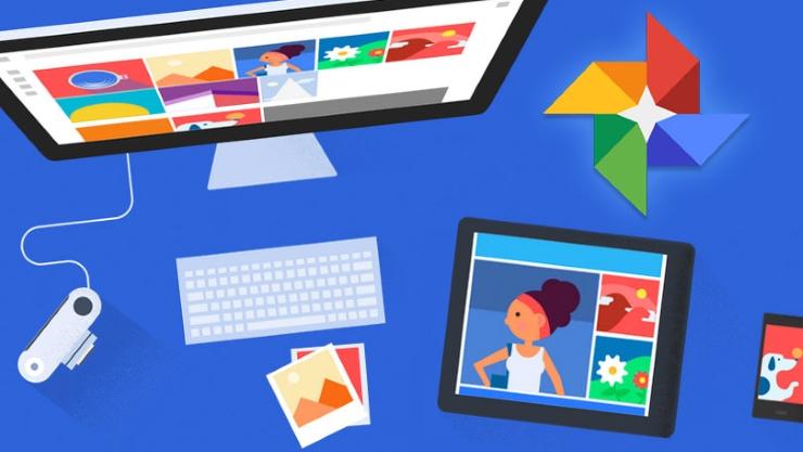 قوقل تختبر قائمة مشاركة جانبية جديدة في تطبيقها الصور