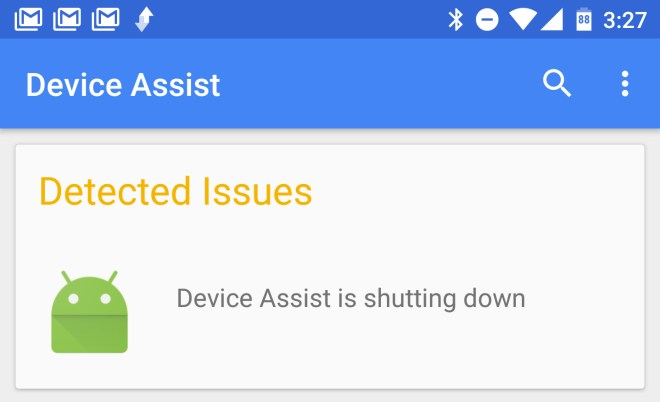 Device Assist