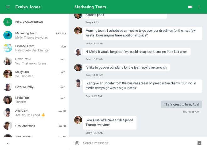 إضافة Hangouts على كروم ستُقدّم تجربة جديدة للمستخدمين
