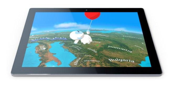 تطبيق Verne لإستكشاف جبال الهيمالايا بميزة الـ 3D وبواسطة خرائط قوقل