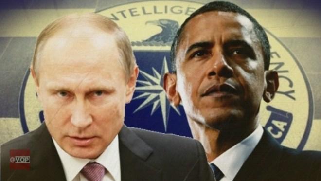 بوتين اوباما