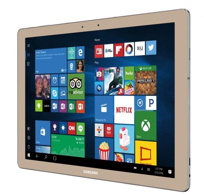 Galaxy TabPro S Gold Edition