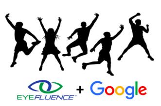 Eyefluence google